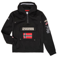 material Boy sweaters Geographical Norway GYMCLASS Black