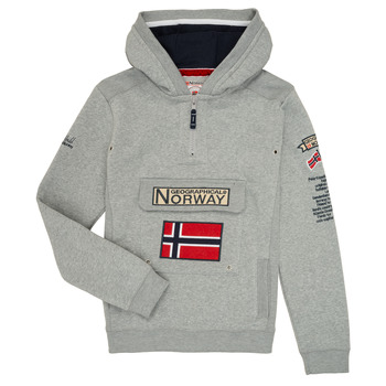 material Boy sweaters Geographical Norway GYMCLASS Grey
