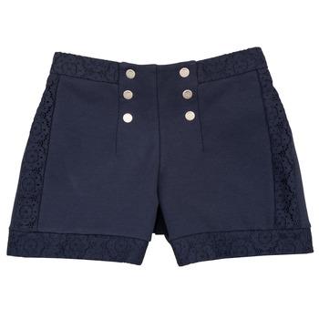 material Girl Shorts / Bermudas Ikks SOLISSO Marine