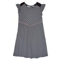 material Girl Short Dresses Ikks ZOE Black
