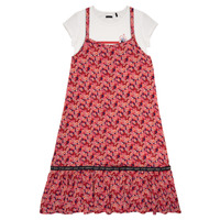 material Girl Short Dresses Ikks LUTHANA Multicolour