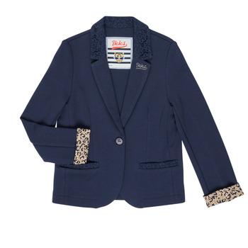 material Girl Jackets / Blazers Ikks NIKO Marine