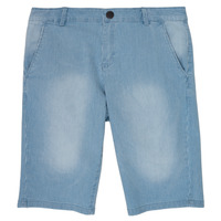 material Boy Shorts / Bermudas Ikks POTALIE Blue