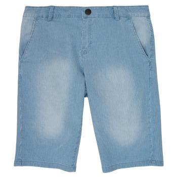 material Boy Shorts / Bermudas Ikks NOCTALIE Blue