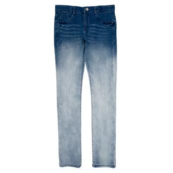 material Boy slim jeans Ikks BANALISE Blue