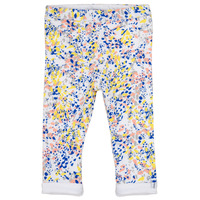 material Girl leggings Ikks ELIES White / Multicolour