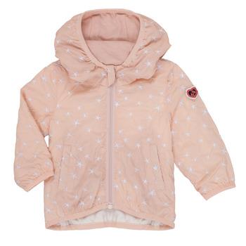 material Girl Blouses Ikks  Pink