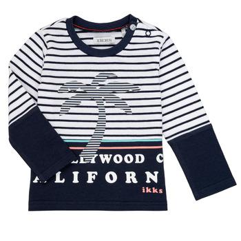 material Boy Long sleeved shirts Ikks LAURA Multicolour