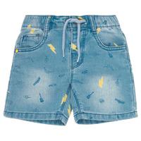 material Boy Shorts / Bermudas Ikks PONERMO Blue