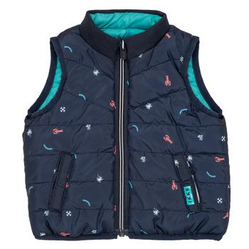 material Boy Duffel coats Ikks ADRIANA Turquoise