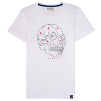 material Boy short-sleeved t-shirts Kaporal ELASS White