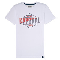 material Boy short-sleeved t-shirts Kaporal EWART White