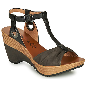 Shoes Women Sandals Chattawak JENNY Black