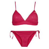 material Women Bikini Roxy SWEET WILDNESS Bordeaux