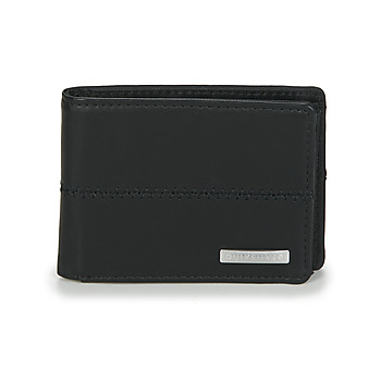 Bags Wallets Quiksilver NEW STITCHY WALLET Black