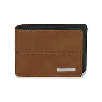 Bags Wallets Quiksilver NEW STITCHY WALLET Brown