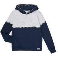 material Boy sweaters Teddy Smith SLOWY Marine / Grey