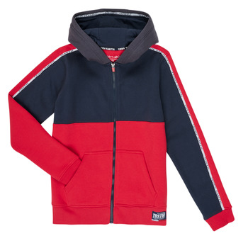 material Boy sweaters Teddy Smith AMY Red / Marine