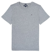 material Boy short-sleeved t-shirts Tommy Hilfiger  Grey