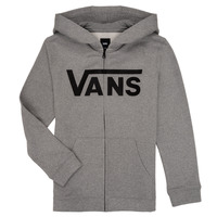 material Boy sweaters Vans BY VANS CLASSIC ZIP HOODIE Grey