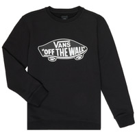 material Children sweaters Vans BY OTW CREW Black