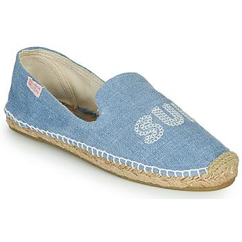 Shoes Women Espadrilles Banana Moon THAIS BENDIGO Blue