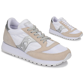 Shoes Low top trainers Saucony Jazz Vintage White / Beige / Silver