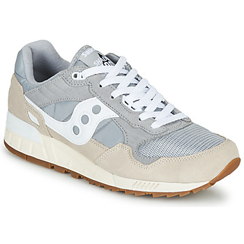 Shoes Men Low top trainers Saucony Shadow 5000 Grey / Beige / White
