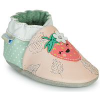 Shoes Girl Slippers Robeez FRUIT'S PARTY Pink