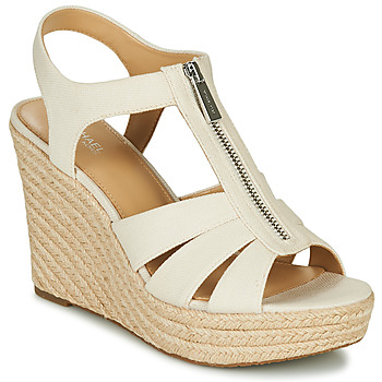 Shoes Women Sandals MICHAEL Michael Kors BERKLEY Beige