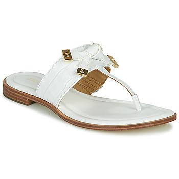 Shoes Women Flip flops MICHAEL Michael Kors RIPLEY THONG White