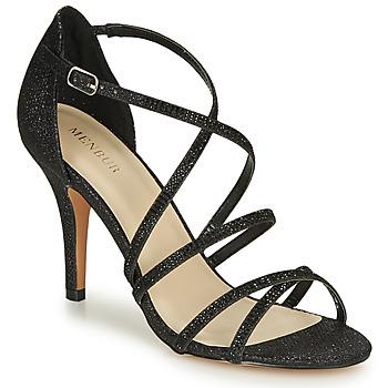 Shoes Women Sandals Menbur ASTRANTIA Black
