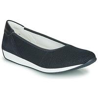 Shoes Women Low top trainers Ara PORTO-FUSION Blue