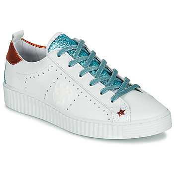 Shoes Women Low top trainers Philippe Morvan ZICK White