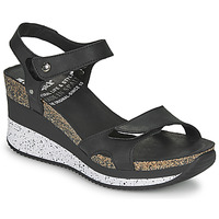 Shoes Women Sandals Panama Jack NICA Black