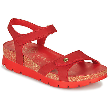 Shoes Women Sandals Panama Jack SULIA Red