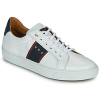 Shoes Men Low top trainers Pantofola d'Oro ZELO UOMO LOW White