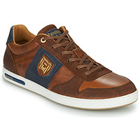 Shoes Men Low top trainers Pantofola d'Oro MILITO UOMO LOW Brown
