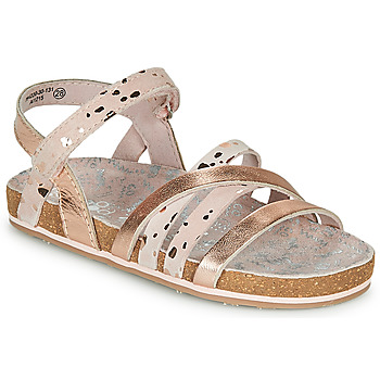 Shoes Girl Sandals Mod'8 KOURA Pink