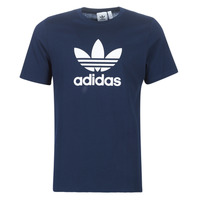 material Men short-sleeved t-shirts adidas Originals  Marine