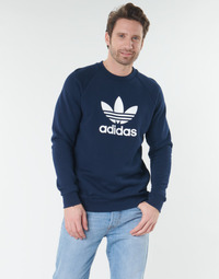 material Men Long sleeved shirts adidas Originals ED5948 Marine