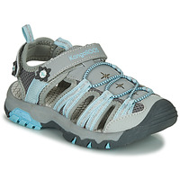 Shoes Girl Sports sandals Kangaroos KT-SONATA Grey