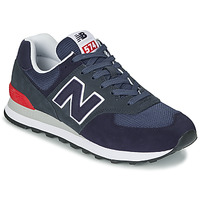 Shoes Men Low top trainers New Balance 574 Blue