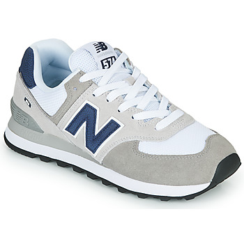 Shoes Low top trainers New Balance 574 Grey