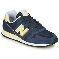 Shoes Women Low top trainers New Balance 373 Blue / Yellow