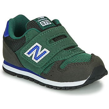 Shoes Boy Low top trainers New Balance 373 Green
