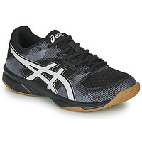 Shoes Children Indoor sports trainers Asics GEL-TACTIC 2 GS Black / White