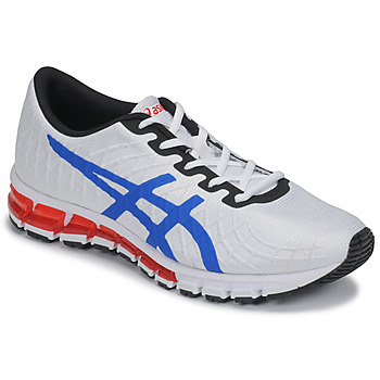Shoes Men Low top trainers Asics GEL-QUANTUM 180 4 White / Blue
