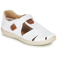 Shoes Boy Sandals Citrouille et Compagnie GUNCAL White