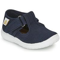 Shoes Children Ballerinas Citrouille et Compagnie MATITO Marine